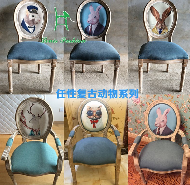 Europe Style Old Fashioned solid oak wood dining chair American leisure  chairAntique Dining Chairs Styles Reviews   Online Shopping Antique  . Different Types Of Antique Dining Chairs. Home Design Ideas