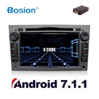Android 7.1 2Din Car DVD GPS Navigation Autoradio for Opel Astra H G J Antara VECTRA ZAFIRA Vauxhall with CANBUS BT WIFI OBD DVR