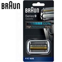 Braun замены кассеты лезвия для Series 9 бритвы высокая производительность Запчасти заменяемый режущий элемент 9030 S 9040 S 9050cc 9070cc 9075cc