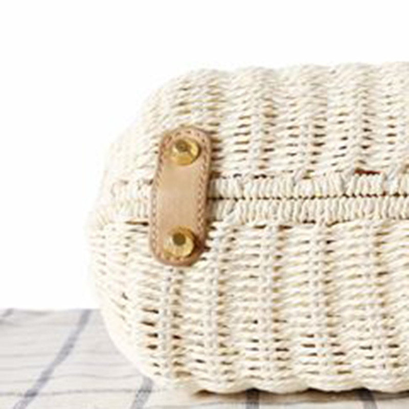 New Women Tassel Straw Bags Bohemian Female Vintage Rattan Knitted Handbag Summer Beach Lady Casual Weave Shoulder Bag SS3161 (10)