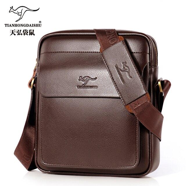 Новинка 2020, мужская сумка мессенджер, мужские маленькие кожаные сумки на плечо, мужская повседневная мини сумка с клапаном, мужские деловые сумки мессенджеры для IPAD