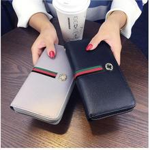 Luxury Design PU Leather Women Wallet