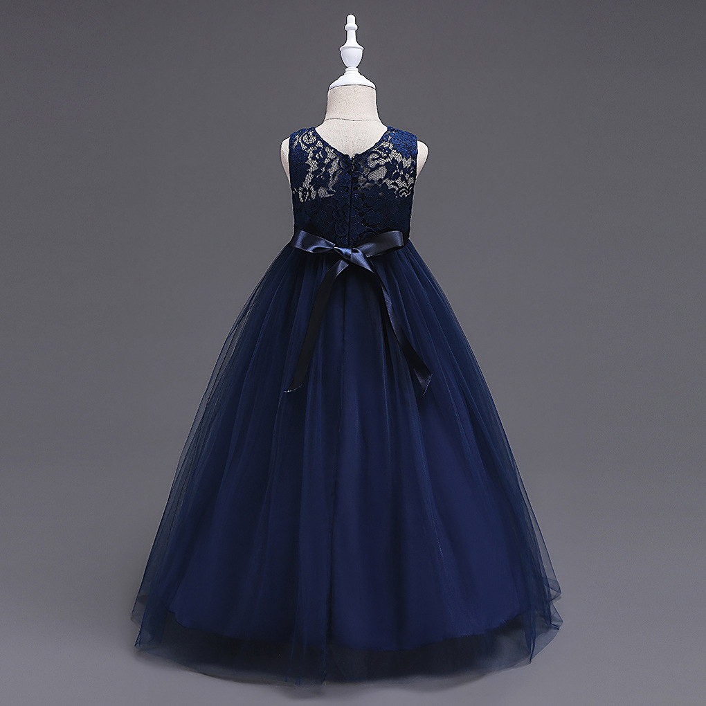 Fancy Ball Gown Children Clothes Kid Dresses for Party and Elegant ...