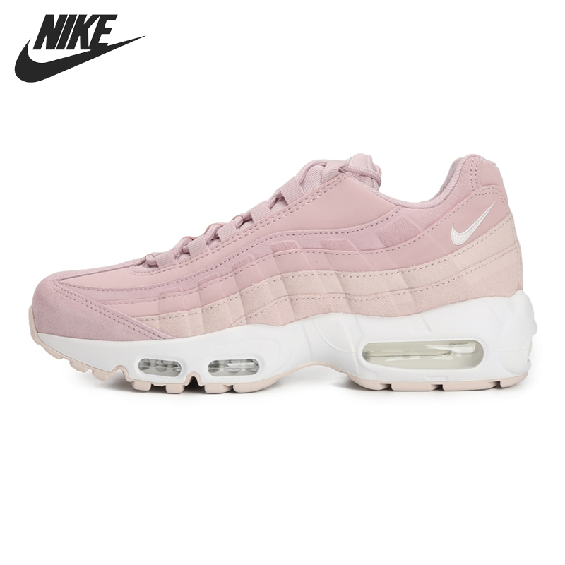 US $159.6 30% OFF|Original New Arrival 2019 NIKE AIR MAX 95 PRM Women's Running Shoes Sneakers in Running Shoes from Sports & Entertainment on
