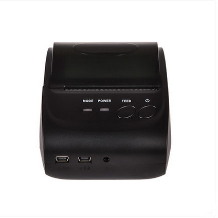 все цены на 2016 2Inch Standby zj-5802 Bluetooth Wireless Mobile 58mm Mini takeaway Thermal Receipt Printer Portable with SDK