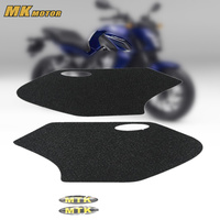 CBR650 F Motorcycle For HONDA CBR650F CBR 650F Protector Anti slip Tank Pad Sticker Gas Knee Grip Traction Side 3M Decal