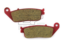 Motorcycle Parts Brake Pads For HONDA CTX 700 DE-DCT/ N-DCT 2014 125i SH 2014 Front OEM New Red Composite Ceramic Free shipping