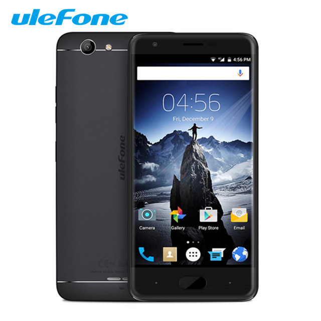 Ulefone U008 Pro 5.0 inch 4G HD Quad Core Smartphone 2GB RAM 16GB ROM MTK6737 Android 6.0 8.0MP 1280x720 Mobile Phone
