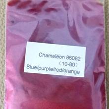 Пигменты-хамелеоны, меняющие цвет пигменты, жемчуг-Хамелеон пигменты для автокраски, покрытия, косметики, пластмассы