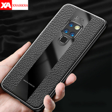 Luxury Ultra-thin Soft Leather Case For Huawei Mate 20 X 10 Pro High Quality Fashion Silicone Cover P20 P30 Lite