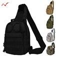 Молл Военная походная сумка на плечо для активного отдыха  тактический рюкзак 600D Oxford для кемпинга  походов  путешествий  охоты  нагрудная су...