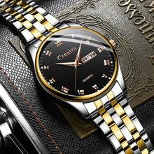цены Men Automatic Mechanical Fashion Top Brand Sport Watches Tourbillon Moon Phase Stainless Steel Watch relogio masculino