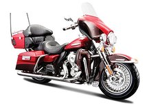 Maisto 1 12 Harley 32323 2013 FLHTK Electra Glide MOTORCYCLE BIKE Model FREE SHIPPING