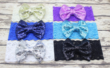 Elegant Lace Bow