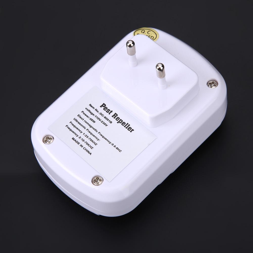 110-250V / 6W Ηλεκτρονικό υπερηχητικό - Αναλώσιμα κήπου - Φωτογραφία 5