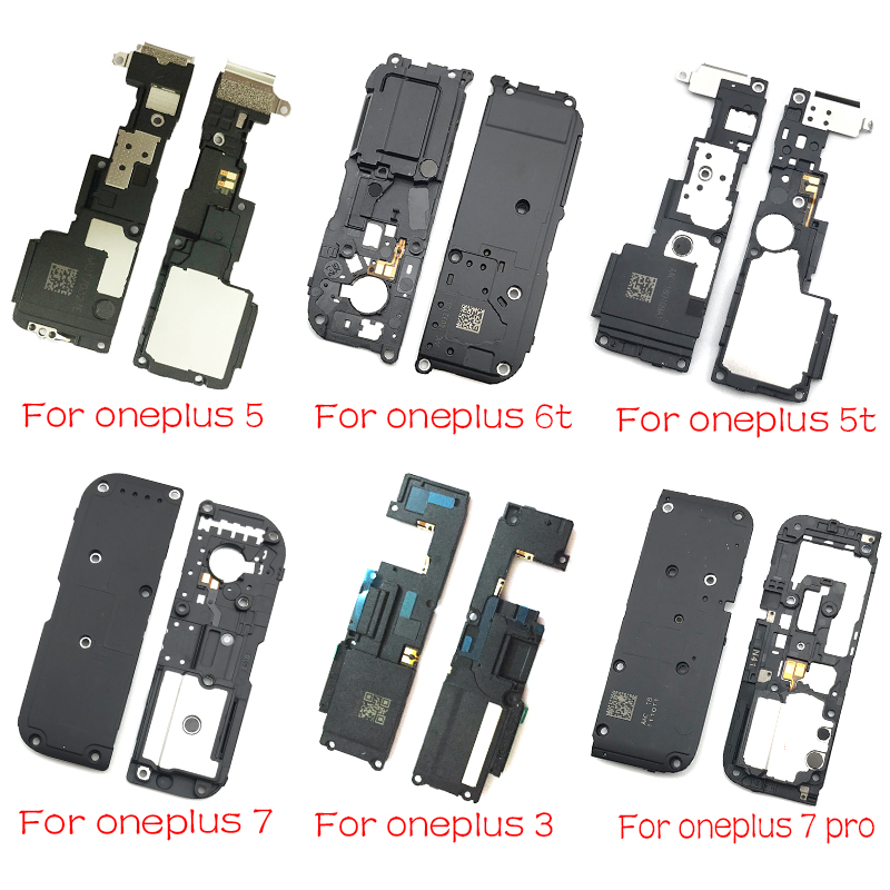 Loud Speaker Buzzer Ringer Replacement Accessories Parts For Oneplus 3 5 6t 6t 7 Pro