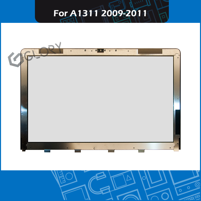 New A1311 LCD Screen Front Glass For iMac 21.5 A1311 LCD Glass Replacement Late 2009 Mid 2010 Mid 2011 Late 2011 image