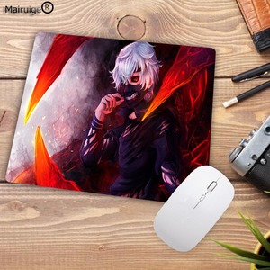 Image 3 - Mairuige Big Promotion Tokyo Ghoul Gaming Gamer Play Mats Mousepad Anime Cartoon Print Large Size Game Mouse Pad Gamer Mouse Mat