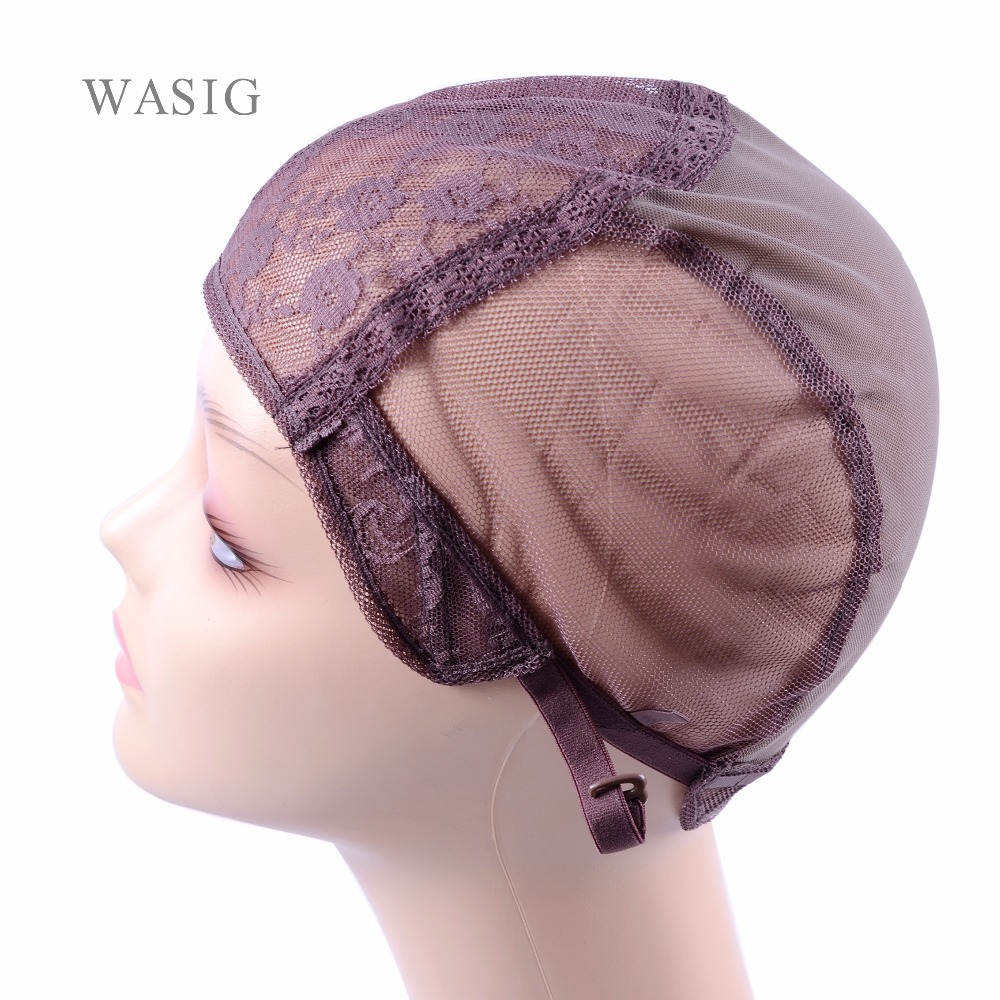 Wig Cap For Making Wigs With Adjustable Strap On The Back Weaving Cap Size S/M/L/XL Glueless Wig Caps Good Quality