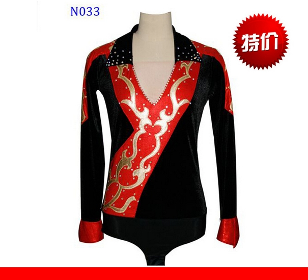 Custom Figure Skating Clothes For Men /Boys Fashion New Brand Vogue Figure Skating Competition Costume MR3143
