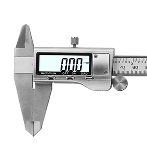 "Image 2 - 8"" 200mm Digital Caliper Stainless Steel  Digital LCD Caliper Vernier Caliper Shipping with Retail+Box"
