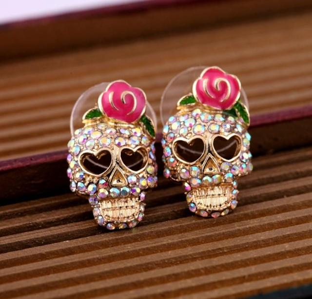 Halloween Stud Earrings 1