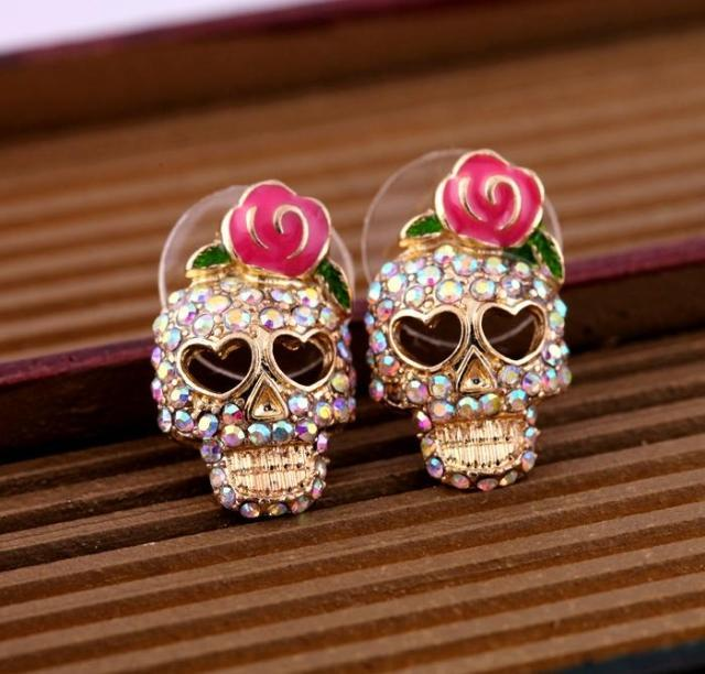 Halloween Stud Earrings 1