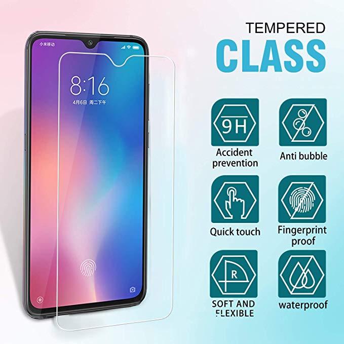 Tempered Glass Xiaomi Mi 9 Mi9 SE 9T Redmi K20 Note 7 Pro Screen Protector Phone Film On Protective Glass 9SE MI9SE Safety Glass