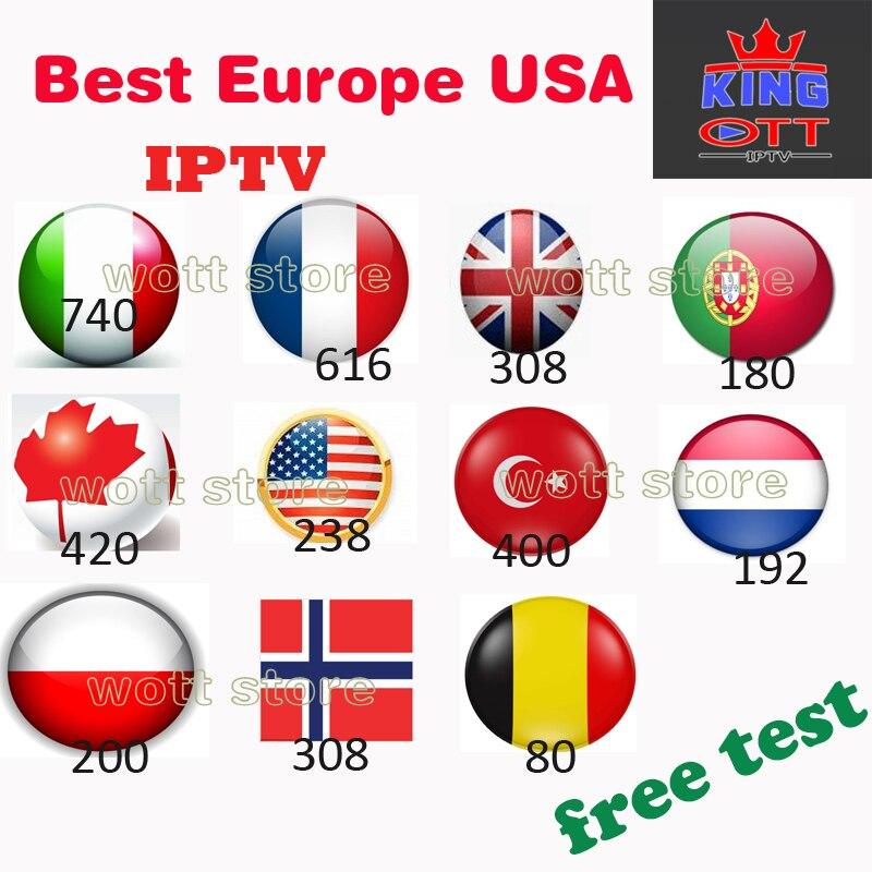 Europa iptv abonnement italienischen französisch polnisch Belgien türkische kanada portugal UK iptv code heißer club xxx stabile iptv