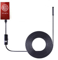 7mm 1 3MP Water Proof WIFI Endoscope Camera 1M 2M 3 5M 5M Optional