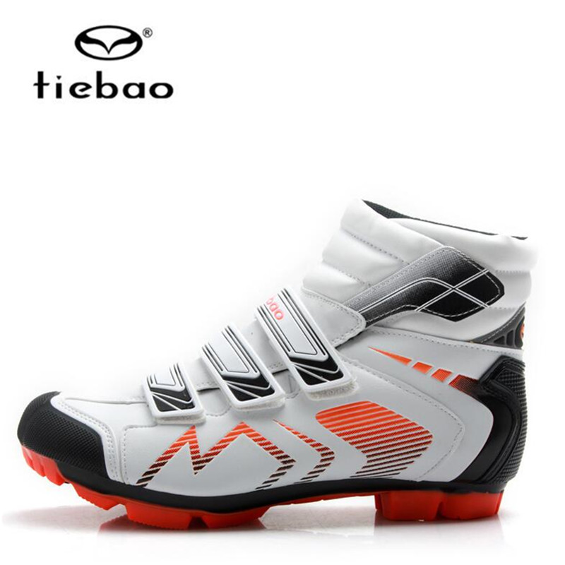 Tiebao sapatilha ciclismo mtb winter Cycling boots 2017 mountain Bike superstar shoes Athletic Racing Shoes men sneakers women