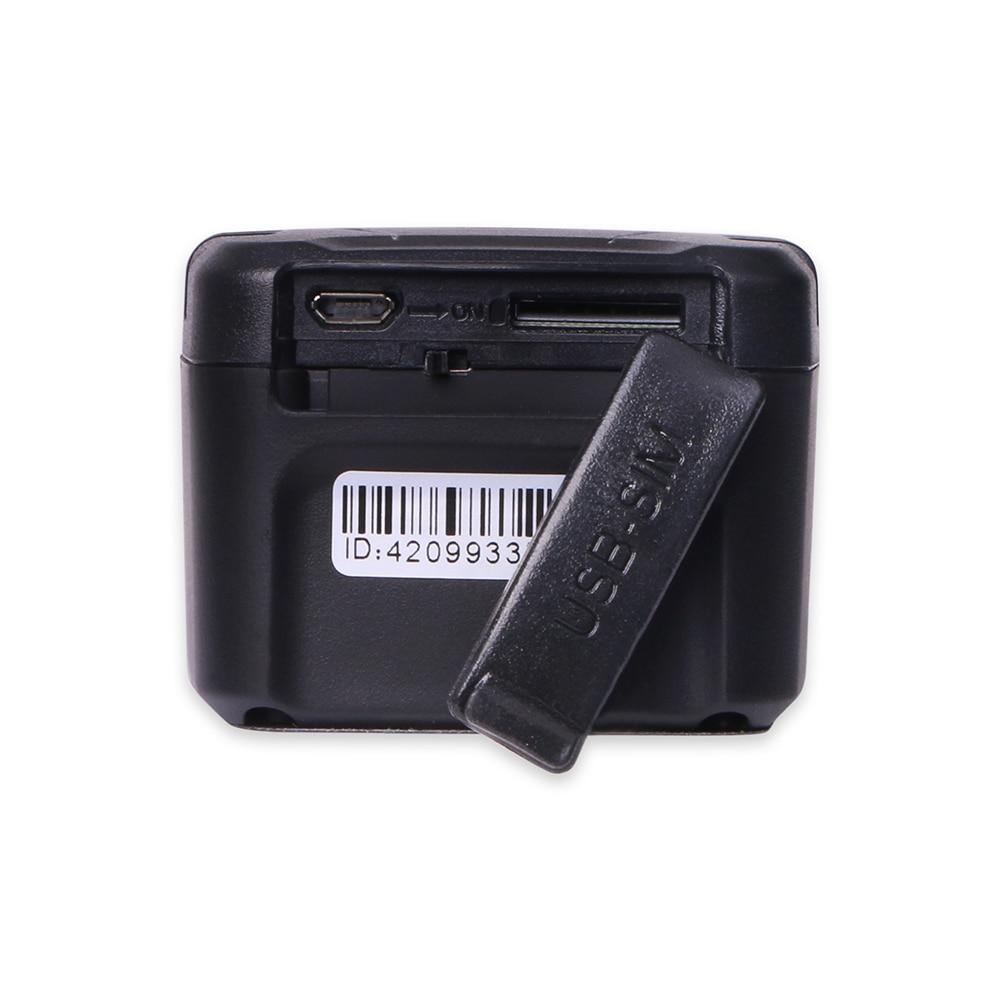 Voiture GPS Tracker LK209C 20000 mAh batterie en temps réel localisateur de véhicule puissant aimant temps de veille 240 jours étanche IP67 - 2