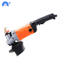 220V Water Milling Machine Marble Stone Polisher Wet Water Miller Stone Polishing Machine Grinding Sander for polishing pad
