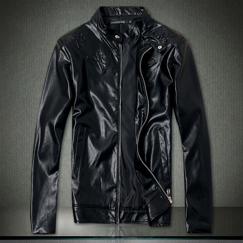 modern leather jacket page 1 - sport