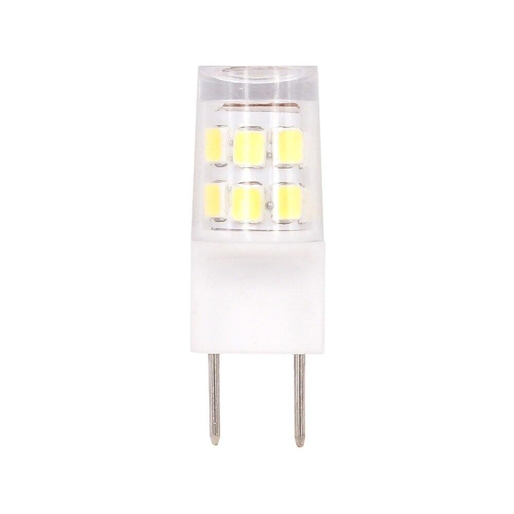 100pcs 2835 SMD 17 LED Light Bulb G8 2pin 2W Energy Saving Lamp Spotlight Bulb Warm