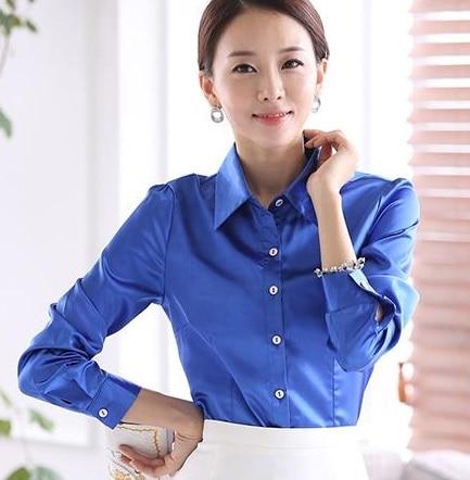 Popular Office Uniform Blouses-Buy Cheap Office Uniform ...