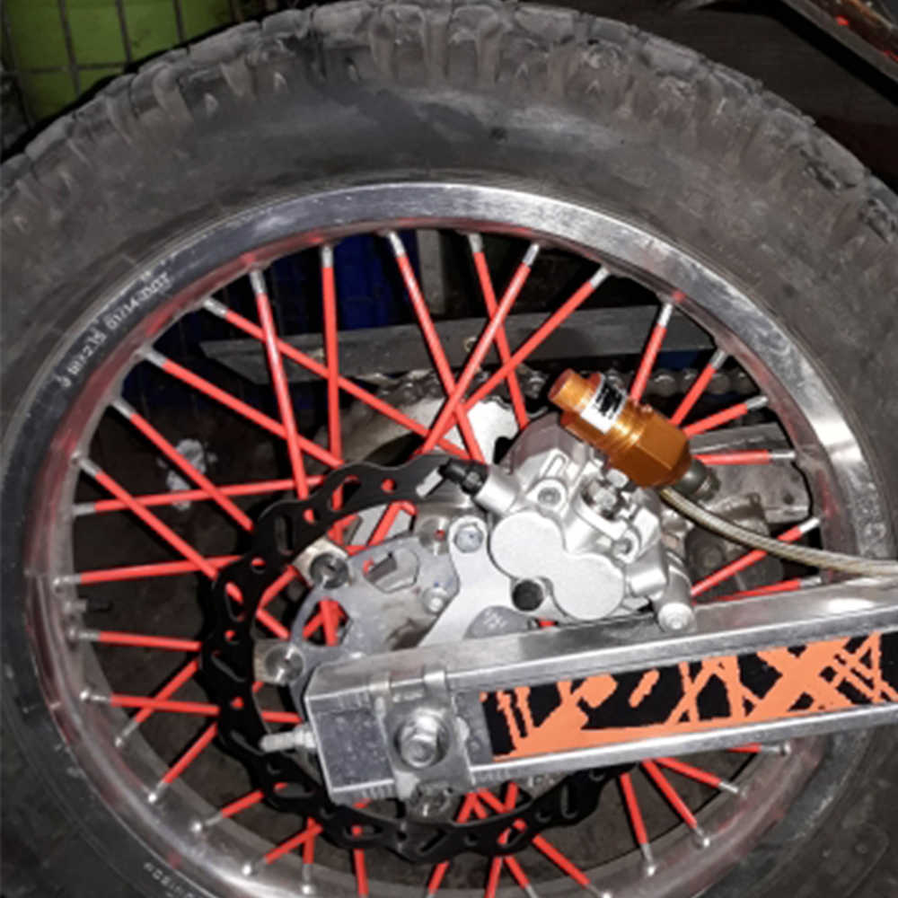 FRENO a Disco Idraulico in plastica sanguinare Blocco Spaziatore strumento per freno idraulico