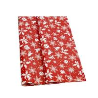 Christmas Wrapping Paper Gift Present Christmas Tree Santa Clause Wrap Party Decorative Roll Gift Box Wrapping Paper HQI9054