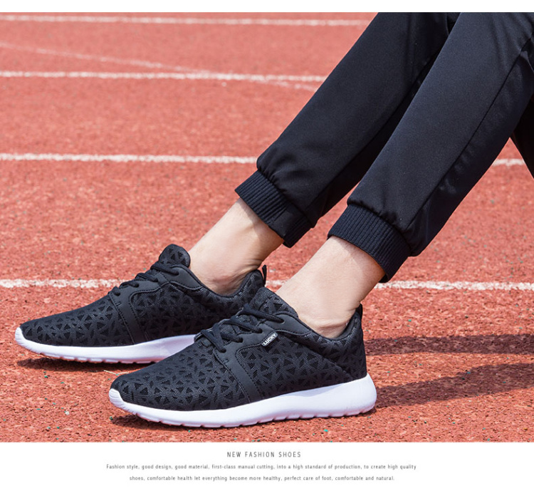 Trainers Women 2017 Fashion Flat Heels Casual Shoes Woman Low Top Summer Sport Women\'s Shoes Valentine Runner Shoes Flats ZD58 (9)