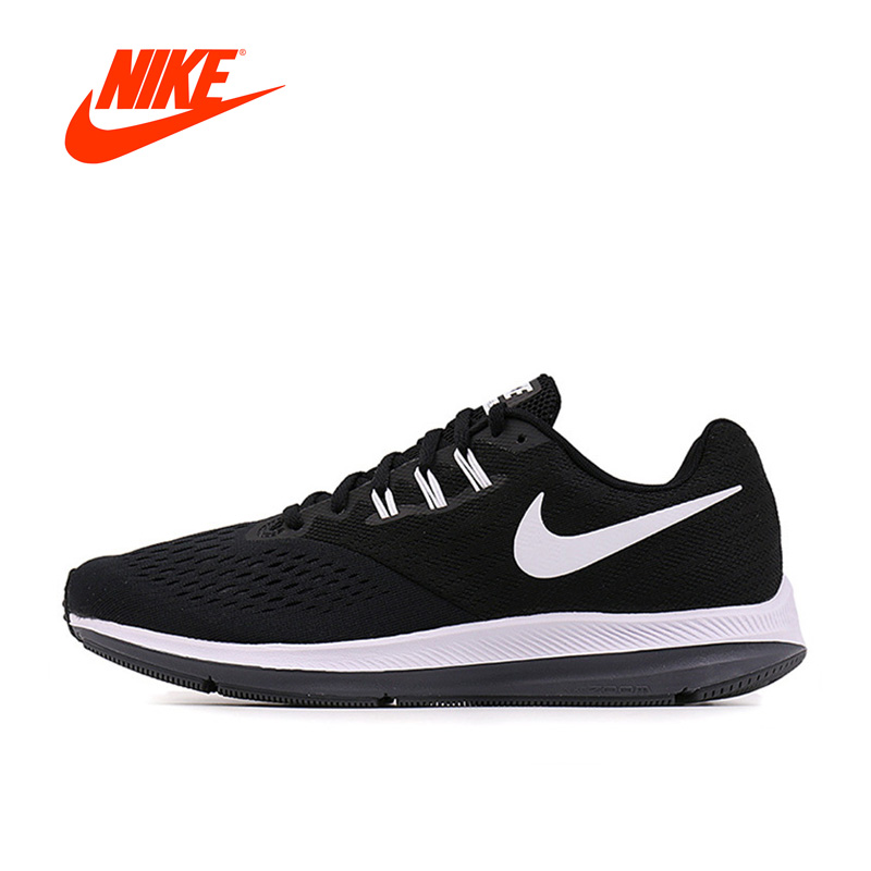 Original New Arrival Authentic Nike Zoom Winflo 4 Men's Breathable Running Shoes Sports Sneakers brand new original authentic brs15b