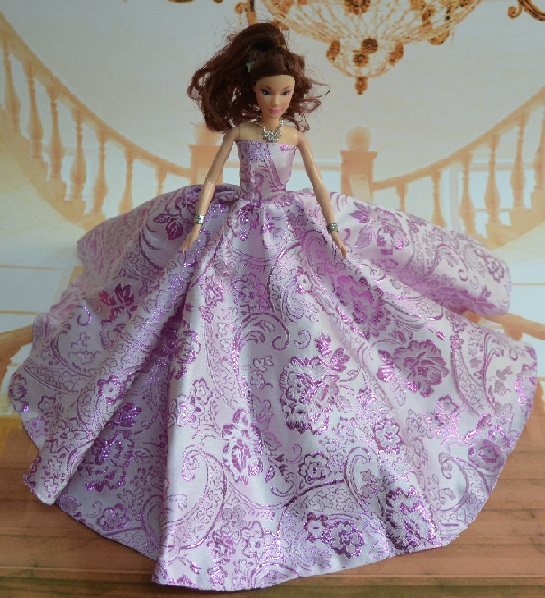 2754b493e9 top 10 most popular barbie doll luxury wedding dress brands and get ...