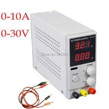 30 v 10a K3010D Mini Conmutación Regulada DC Ajustable fuente de Alimentación SMPS Variable de Un Solo Canal 30 V 5A 110 V O 220 V