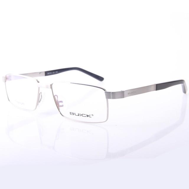 2016 Designer de Marca Óculos de Armação de Alta Qualidade óculos de Leitura Óptica Óculos Homens Titânio Miopia Óculos Frames Oculos BK104