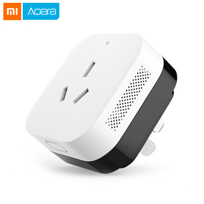 2018 Xiaomi Gateway 3 Aqara Air Conditioning Companion Gateway illumination Detection Function Work With Mi Smart