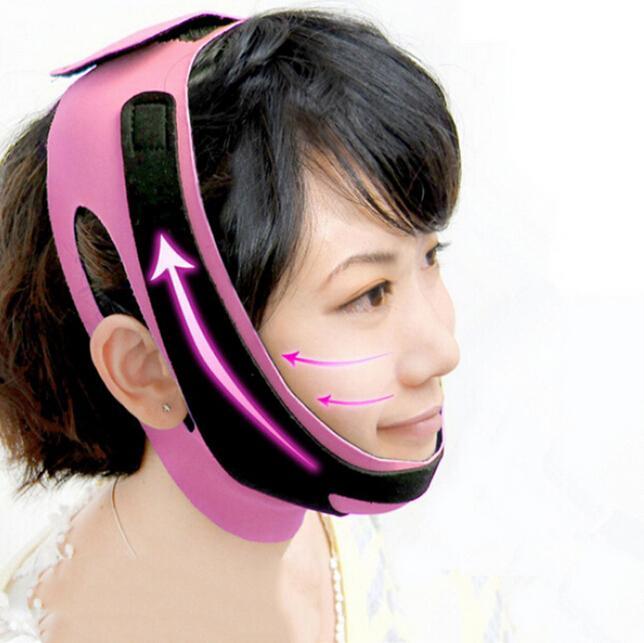 health care thin face mask font b slimming b font facial thin massage double chin skin