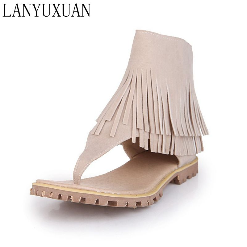 LANYUXUAN Ladies Shoes fashion Plus Big Size 34-47 Shoes Women Sandals Sapato Feminino Summer Style Chaussure Femme 8-28 2017 real sale ladies shoes fashion big plus size shoes women sandals platform sapato feminino summer style chaussure femme b 2