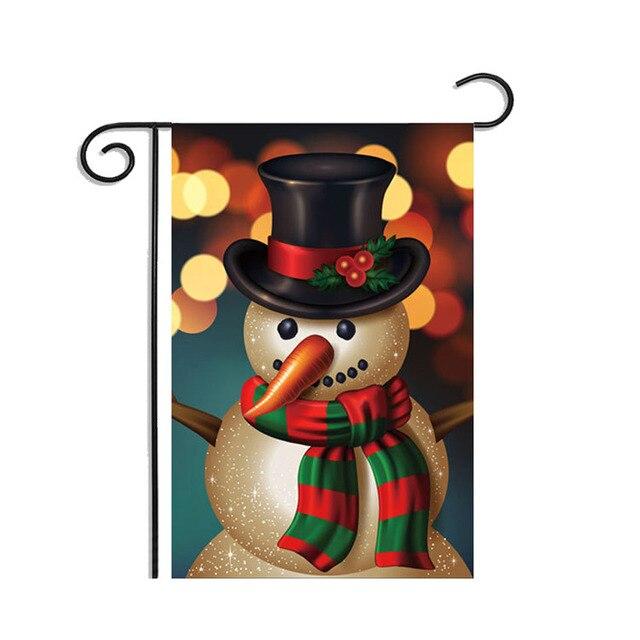 Mint Green Outdoor snowman decoration 5c64ef1f45457