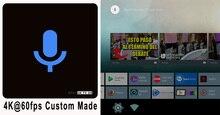 1pcs ATV I Custom Made Amlogic S905X Quad core Smart font b TV b font OS