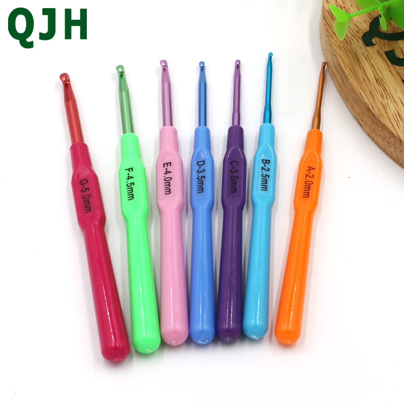 4pcs Needle and Hook Crochet Hook Set For Knifty Knitter /& Knitting Loom Hook Z0