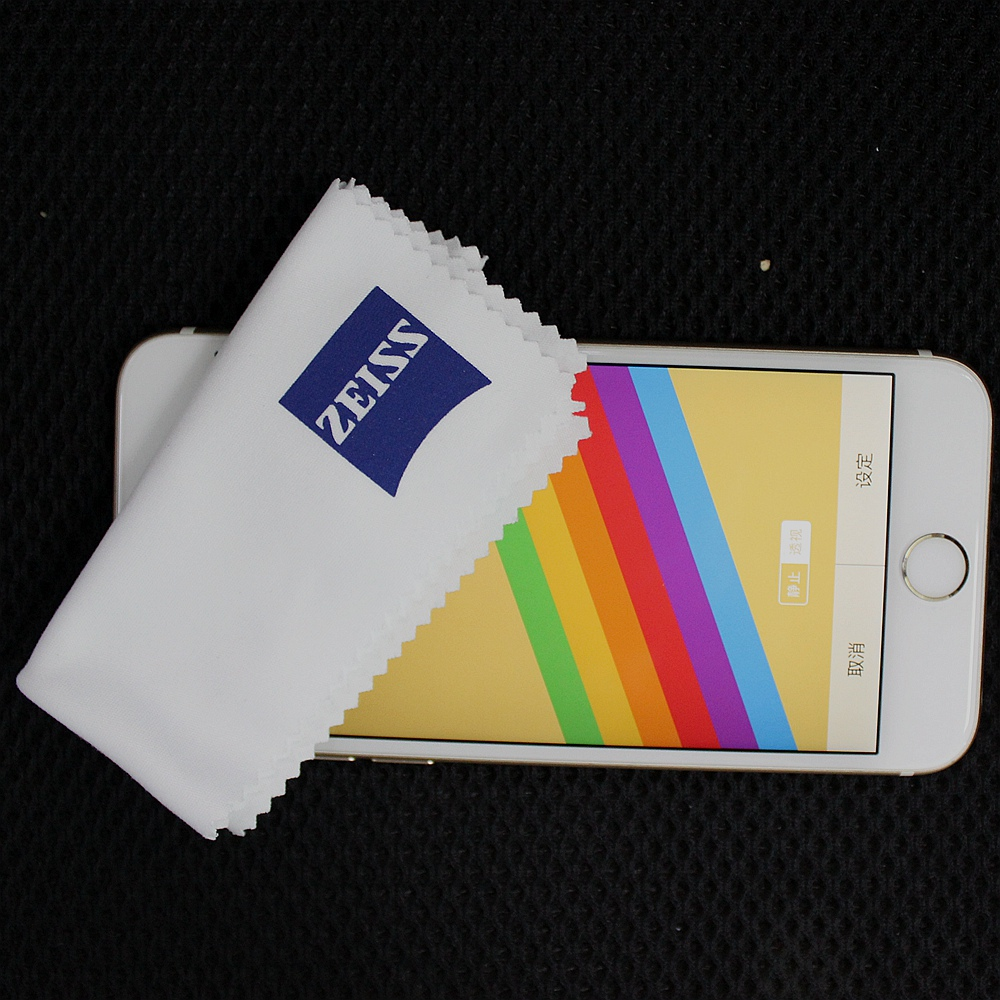 Zeiss Professional Microfiber Cloth for Lens Cleaning cloth Eyeglass Lens Sunglasses Camera Lens Cell Phone Laptop Cloth